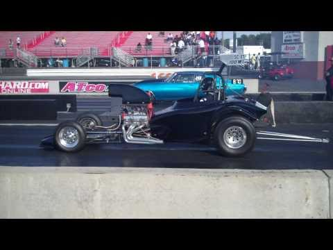 Corvette Stingray Youtube on The Ace Motorsports Altered Faces Off Against A Chevelle At Atco