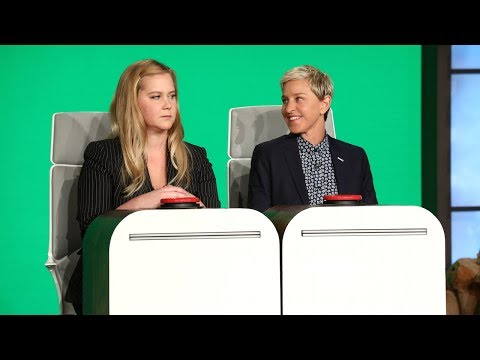 Amy Schumer Answers Ellen's Burning Questions