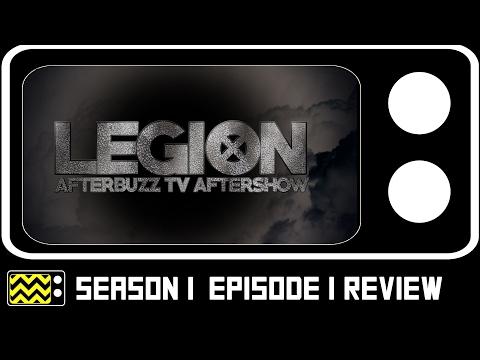 Legion Season 1 Episode 1 Review & After Show   AfterBuzz TV