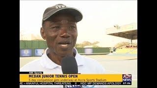 5-day competition gets underway at Accra Sports Stadium.