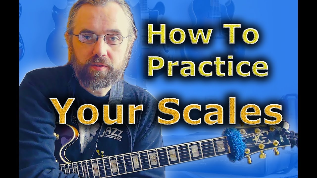 How to practice your scales and why – Positions