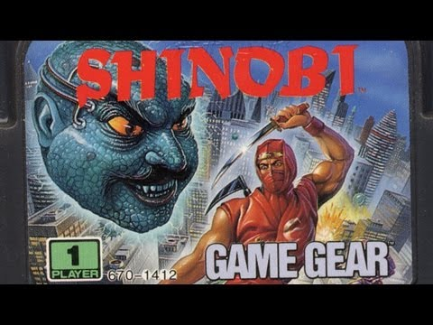 shinobi game gear online