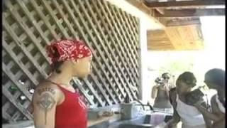 LISA LEFT EYE LOPES AT DR. SEBI'S VILLAGE IN HONDURAS (USHA VILLAGE) - YouTube