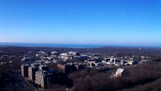 Health Sciences Center Webcam Northwest View  December 5, 2015