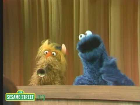 Cookie Monster Sang About Google 27 Years Ago