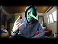 Slipknot / Chris Fehn - .5: The Gray Chapter Mask / Unboxing! (German)