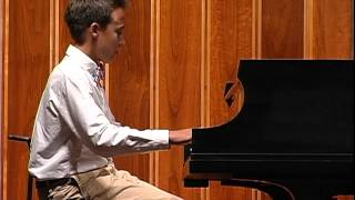 Jacob Cichelero: Milder Musical Arts 35th Anniversary Concert