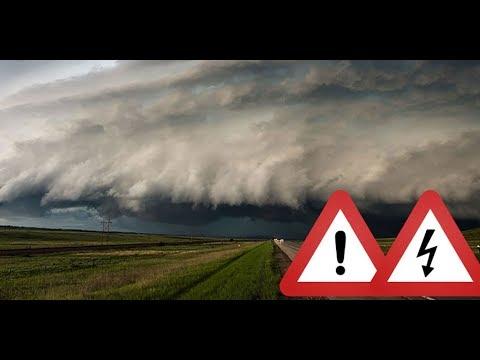 Wetter: Die aktuelle Vorhersage (08.08.2018)
