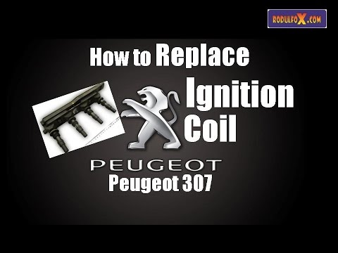How to #replace #Peugeot #307 #Ignition #Coil