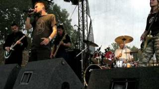 "Video Ouvalskej bigbít 2007 Screaming Rats ""Válka"""
