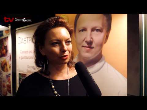 TV Gastro&Hotel: Slavnostní večer vyhlášení  ankety Zlatý kuchař