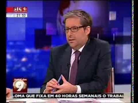 Marco António Costa na SIC Notícias