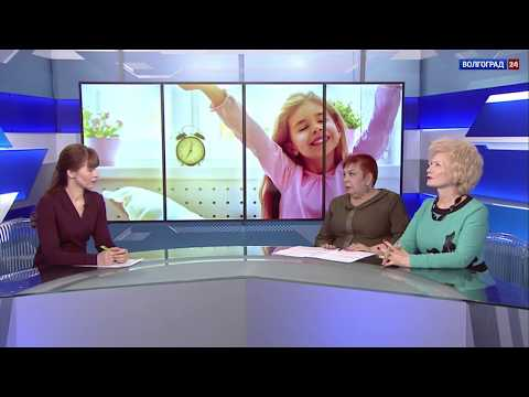 Референдум о переводе стрелок. Светлана Казаченок и Елена Никитина, члены Совета Общественной палаты Волгоградской области