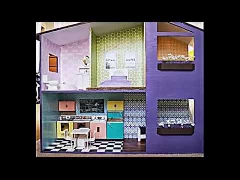 puppenhaus selber bauen und spielecke im kinderzimmer organisieren selber machen anleitungen. Black Bedroom Furniture Sets. Home Design Ideas