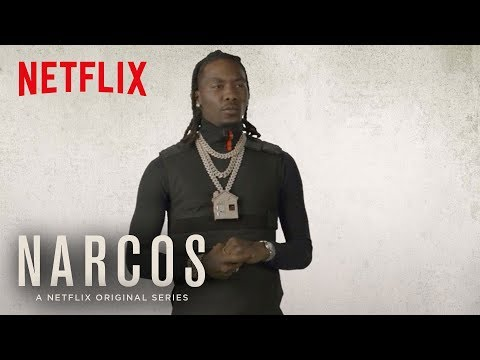 Narcos: Mexico | A Message From Offset | Netflix