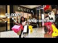 Shopping Spree in Los Angeles! $3,000?!