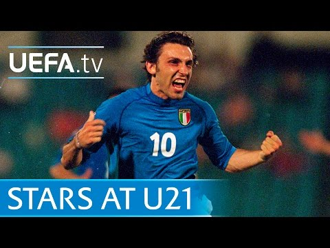 Stars at 21: See Pirlo, Lampard & Neuer like never before