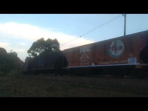 Trem de Ferro dá Vale em Barão de Cocais MG!!!