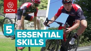 Video 5 Essential Skills Every Cyclist Should Learn MP3, 3GP, MP4, WEBM, AVI, FLV Juli 2019