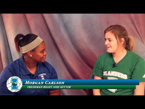 Get to know your Islanders: Haley and Morgan