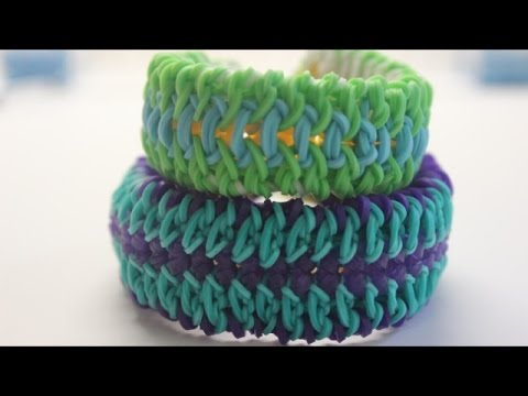 *NEW* Illumina Bracelet Tutorial on the Rainbow Loom