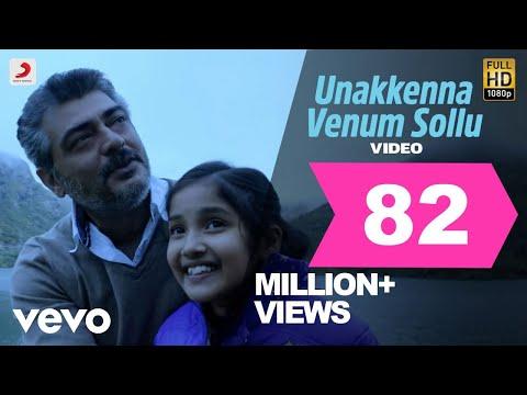 என்னை அறிந்தால்   உனக்கென்ன வேணும் சொல்லு  .... Yennai Arindhaal  Unakkenna Venum Sollu Video | Ajith| Harris Jayaraj