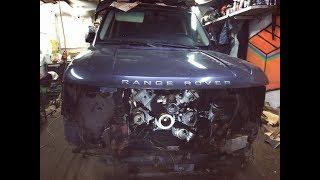 Range Rover за 200.000 р. Такое в моторе увидеть не ожидали. VOGUE 3.