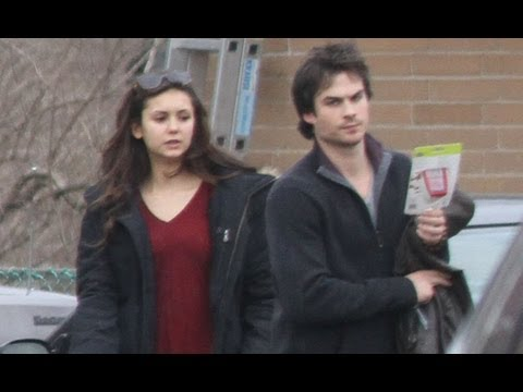 Ian - Nina Dobrev and Ian Somerhalder Break-Up - DETAILS! http://bit.ly/SubClevverNews - Subscribe Now! http://Twitter.com/ClevverNews - Follow Us! http://Twitter....