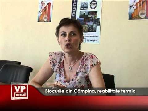 Blocurile din Câmpina, reabilitate termic