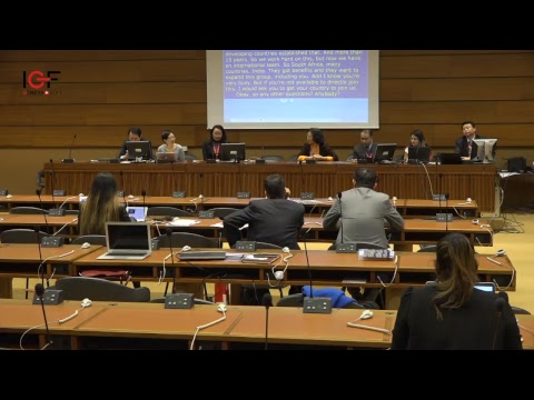 Internet & big data governance for poverty alleviation and environment