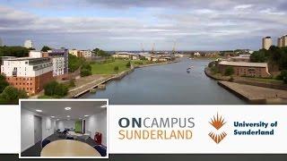 ONCAMPUS Sunderland: pathway to University of Sunderland