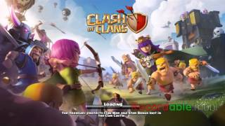 Cara menyatukan benda di coc/clash of clan