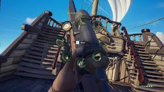 Sea of Thieves - Kraken Encounter
