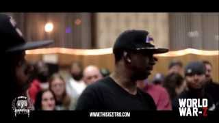 Home Grown Battle Ground | Lord Birdy vs. Blaqwood Craz
