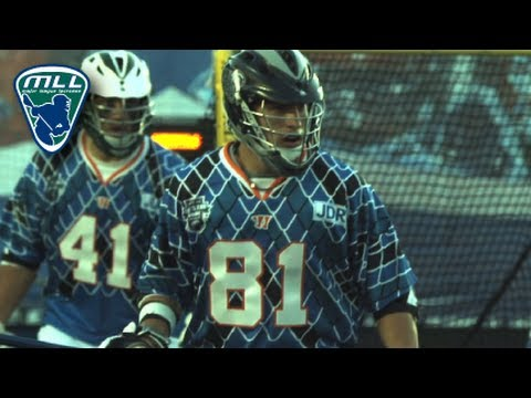 2011 MLL All-Star Game SuperMo Highlights_Lacrosse, NLL National Lacrosse League. NLL's best of all time