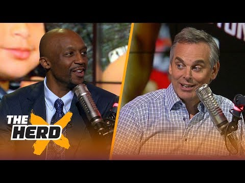 Jason Terry Discusses Mike D'Antoni's Performance In The 2018 WCF | NBA | THE HERD