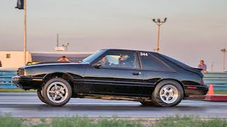800hp SUPERCHARGED Capri - Stick Shift Domination! by 1320Video
