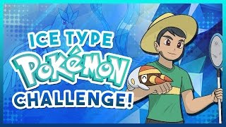 ICE TYPE POKEMON CHALLENGE! Pokemon Quiz with aDrive! by aDrive