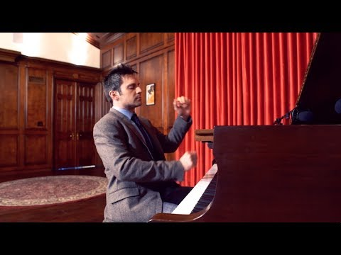 Scott Bradlee Performs a Ragtime Piano Medley of the Super Mario Bros Theme