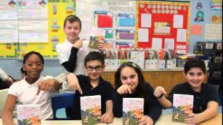 "Thanks to Ms. Cammarota's class at St. Jane Frances Catholic School for putting together this fantastic video about their participation in the DeMar DeRozan All-Star Book ProgramThe DeMar DeRozan All-Star Book Program challenges students from Grade 5 classes at ten schools in the Greater Toronto Area to read a book and write a book report each week for ten weeks, representing DeRozan's jersey number: 10. The class with the most comprehensive and timely book reports wins tickets to the final Toronto Raptors home game of the season, a meet and greet with DeMar DeRozan and new books for every student in the winning school. ""Promoting literacy and supporting youth in the Toronto community is very important to me because I personally benefited from a strong support team when I was growing up and saw firsthand the difference it can make,"" - DeMar DeRozan.http://www.firstbookcanada.org/ Facebook: https://www.facebook.com/pages/First-Book-Canada/160799554011287?ref=tsTwitter: https://twitter.com/firstbookcanada"