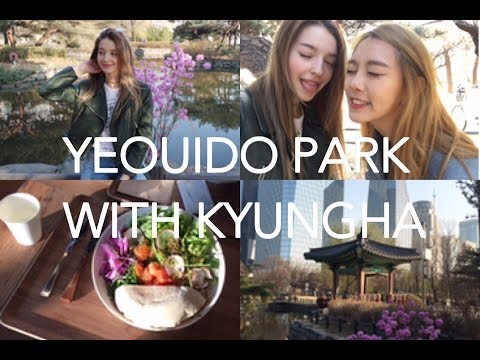 ONE DAY VLOG | YEOUIDO PARK WITH KYUNGHA - Thời lượng: 7 phút, 59 giây.