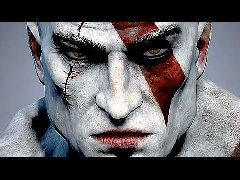 GOD OF WAR Full Movie (God Of War Saga 1, 2, 3, Kenaikan Semua Cutscenes Kratos Dari Abu)