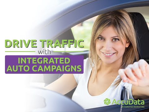 Drive Traffic with Integrated Auto Campaigns