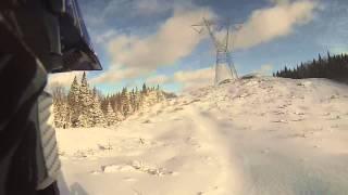 5. Little hill yamaha phazer mtx (Québec Boondockers)