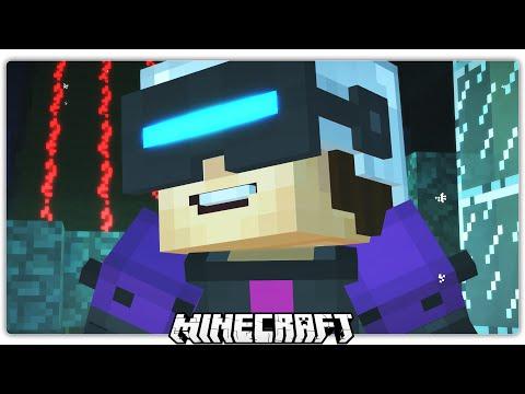 MINECRAFT VIRTUAL REALITY | Minecraft Story Mode 7 FINALE [2]