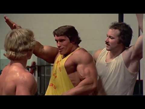 Pumping Iron (1977) - Never hide away