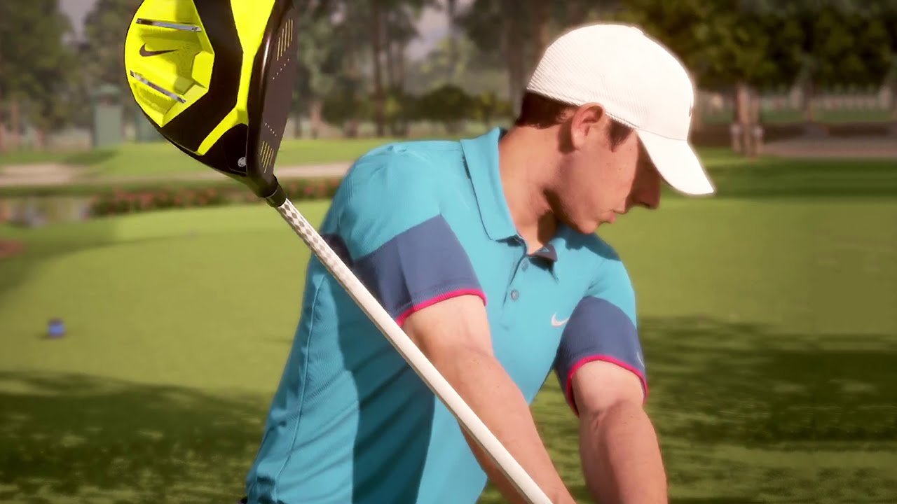 Rory McIlroy PGA TOUR Trailer (PS4 / Xbox One) #VideoJuegos #Consolas