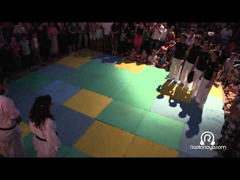 Master Reza Academy Live Performance in Persian Family Day 2013