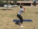 Video- Cum sa lucram picioarele acasa