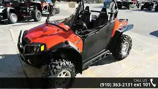 2. 2014 Polaris RZR S 800 Indy Red  - Sport Cycles - Charlot...